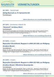 MUT - Mädchen und Technik - Stadt Bayreuth