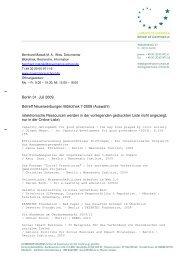 Neuerwerbungen Juli 09 - HUMBOLDT-VIADRINA School of ...