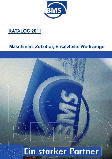 BMS Worker N° 1 - BMS Bau-Maschinen-Service AG