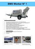 BMS Worker N° 1 - BMS Bau-Maschinen-Service AG - Page 3