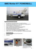 BMS Worker N° 1 - BMS Bau-Maschinen-Service AG - Page 5