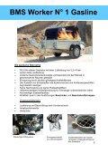 BMS Worker N° 1 - BMS Bau-Maschinen-Service AG - Page 7