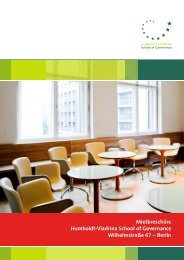 Download Mietbroschüre - HUMBOLDT-VIADRINA School of ...