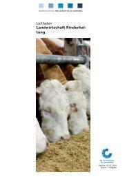 LF Landwirtschaft Rinderhaltung 01.01.14 - QS Qualität und ...