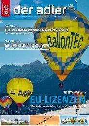 neue eu-liZenZen - Baden-Württembergischer Luftfahrtverband eV