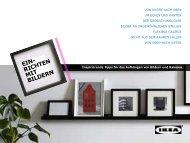 Tipps fürs Aufhängen von Bildern und Rahmen - Ikea