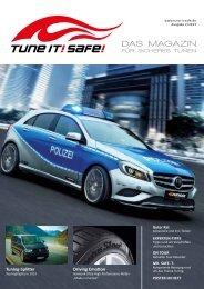 Das Magazin - Tune it! Safe!