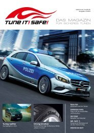 Das Magazin - Tune it! Safe!