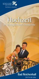 Hochzeit - Bad Reichenhall