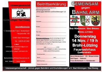 klicken - Verbandsgemeinde Bad Breisig