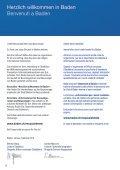 Informazioni per i nuovi residenti, Italienisch - Stadt Baden - Seite 2
