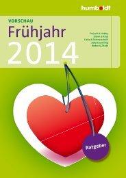 Vorschau Frühjahr 2014 (9.035 KB) - Humboldt