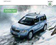 Škoda Yeti - im Škoda Autohaus Rüdiger GmbH
