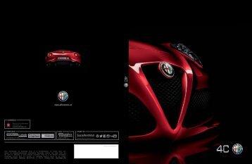 E-Brochure - Alfa Romeo
