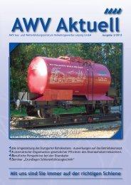 AWV Aktuell, Ausgabe 02/2013