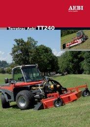 Terratrac Aebi TT240