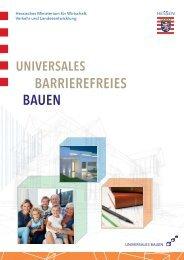 Universales Barrierefreies Bauen - Hessisches Ministerium für ...