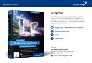 Leseprobe - Galileo Design
