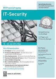 IT-Security - Dorda Brugger & Jordis
