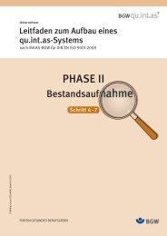 Phase II Bestandsaufnahme herunterladen (PDF, 806KB)