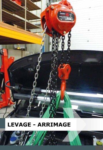 LEVAGE - ARRIMAGE