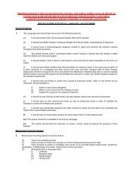 Dtaft/ QRs Specification for Digital Language Lab Software IT Wing ...
