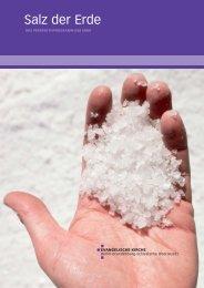 Salz der Erde