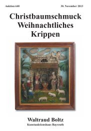 Christbaumschmuck Weihnachtliches Krippen - bei Waltraud Boltz ...