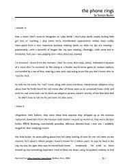 The Phone Rings.pdf