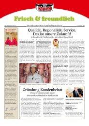Frisch & freundlich - Fachfleischerei-Korch