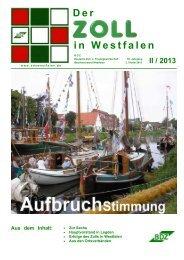 Ausgabe 02-2013 - bdzwestfalen.de