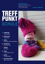 13. Ausgabe September 2013 [PDF, 2.41 MB] - Beinwil am See