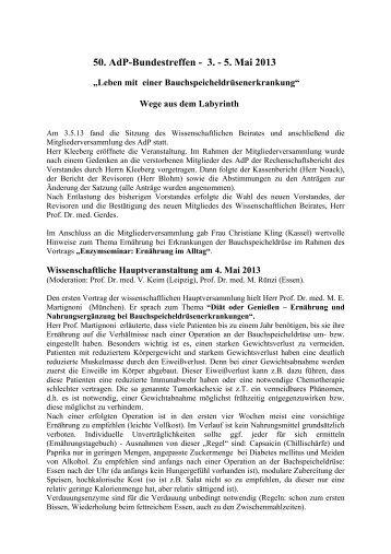 AdP-Bundestreffen 2013 - Essen