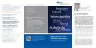 Abteilungsflyer als pdf zum Download, 2 Seiten, 62KB
