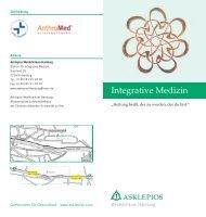Integrative Medizin - Asklepios