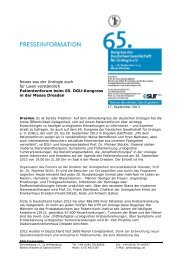 PM Patientenforum.pdf - DGU-Kongress