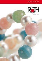 Neuheiten Prospekt 2013 - Roth Perlen