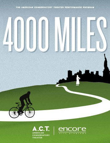 4000 Miles - American Conservatory Theater