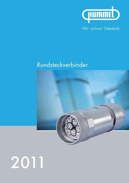 Steckverbinder M 16 / Montageanleitung - Hummel AG