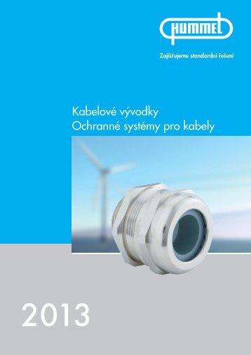 HSK Kabelové vývodky pro specielní použití - HUMMEL AG