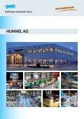 HSK Kabelové vývodky pro specielní použití - HUMMEL AG - Page 2