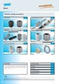 HSK Kabelové vývodky pro specielní použití - HUMMEL AG - Page 4