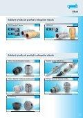 HSK Kabelové vývodky pro specielní použití - HUMMEL AG - Page 5