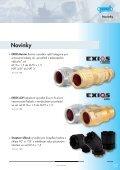 HSK Kabelové vývodky pro specielní použití - HUMMEL AG - Page 7