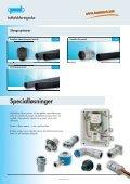 HSK kabelforskruninger til specielle formål - HUMMEL AG - Page 6