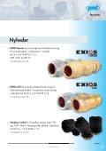 HSK kabelforskruninger til specielle formål - HUMMEL AG - Page 7