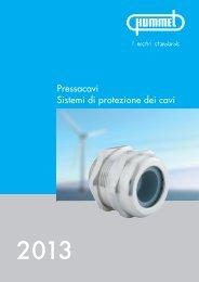 Pressacavi HSK-EMV - HUMMEL AG