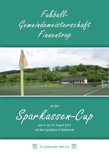 Sparkassen-Cup - SV Fretter 1945 e.V.