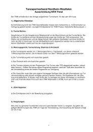 Ausschreibung NRW Pokal 2014_ Anlage II neu - TNW