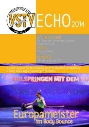 VSTVecho 2014 - Vohwinkeler STV 1865/80 e.V. Wuppertal